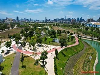 台中西屯區中央公園獲2021全球卓越建設銀獎肯定