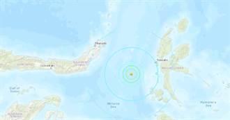 印尼馬古魯海發生6.1地震  沿岸嚴防海嘯