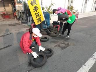 忙防疫也要防登革熱 台南3區誘卵桶卵數偏高