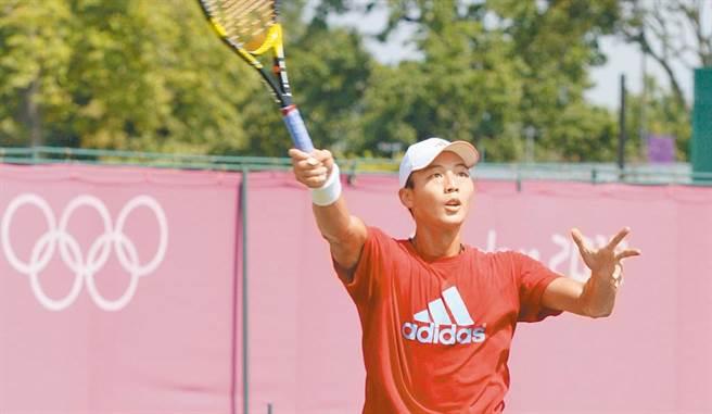 盧彥勳暌違9年在法網男雙奪勝。(本報資料照片)