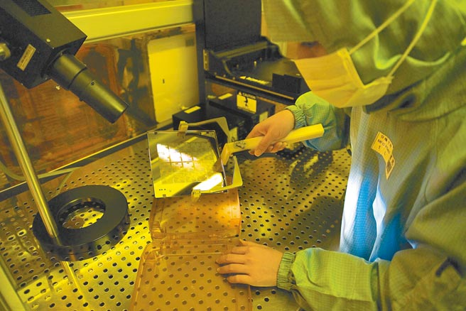 台積電為未來發展做準備,從7奈米推進到5奈米,接下來則是3奈米製程,預計2022年下半年量產。(台積電提供)