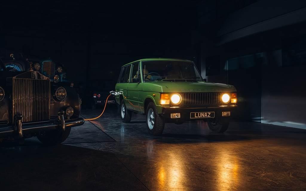 大衛•貝克漢投資電動車品牌Lunaz