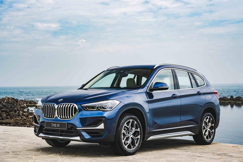全新BMW X1 Deluxe Edition豪華版全面升級,導入全新xLine豪華風格套件。