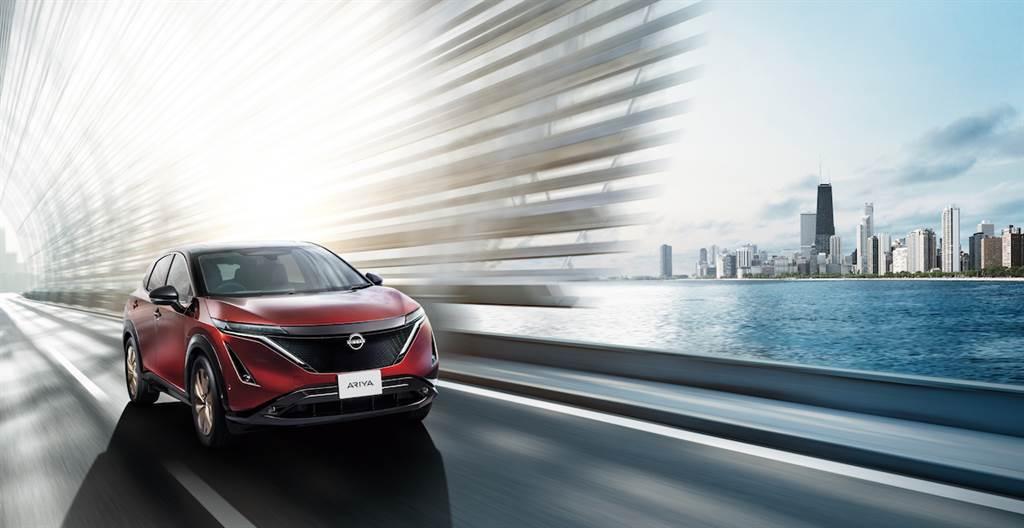 日系電動 SUV 新戰力即將到來,Nissan Ariya Limited 日本專用限定版預售起跑!