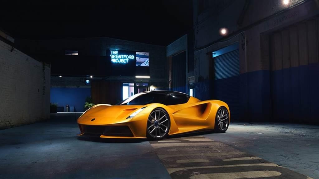 投資1億英鎊後,Lotus全新世代跑車Emira開始試生產