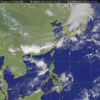 大逆轉!彩雲害梅雨到不了台灣?颱風論壇:現在不一樣了