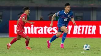 世足資格賽》一開賽就手球 中華男足0比2負尼泊爾