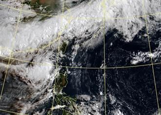 彩雲「神迴轉」引西南風 中南部水庫有救了