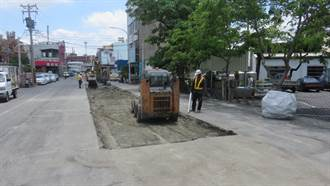 提升道路品質 善化區4路改善工程6月中完工