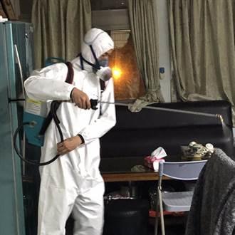 板橋1警染疫 同組9人採檢均陰性