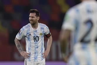 世足資格賽》梅西一戰轟破4大紀錄 追平阿根廷前輩神蹟