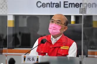 國台辦也要捐疫苗  蘇貞昌:法律規定不能進來