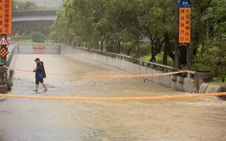 北市午後強降雨排史上第五 共傳出400多件災情