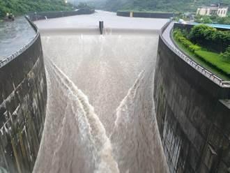 睽違1年多 員山子分洪助北市減少淹水