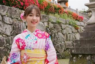 台大戲劇美女這樣感謝日本 一張照片讓上萬網友暴動了