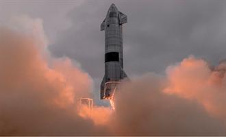 美空軍研發火箭快運 百噸物資1小時全球送達