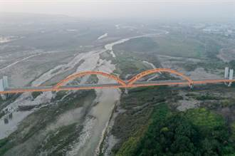 彩雲颱風接著梅雨鋒面恐成水災 第三河川局嚴陣以待