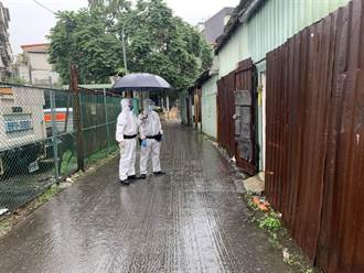 亞東醫院傳暴力 1確診老翁毆打護理師逃離病房警追緝中
