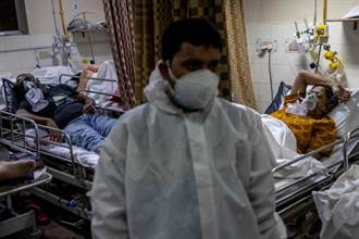 疫情衝擊印度經濟  2021財年GDP下修至9.5%