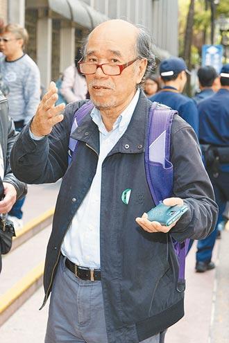 蔡丁貴籲愛台灣就參與國產三期實驗