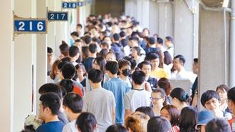 明年大學考招新制 7月10日完成測驗