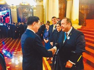 瓜地馬拉總統宣稱 沒興趣買中國疫苗