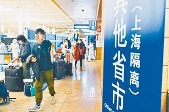 上海再增1例台灣移入COVID-19確診