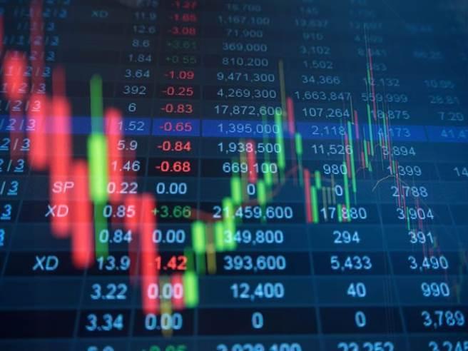 周四美股全數下跌,台股今(4日)早盤跌逾百點,高端連續第5根跌停。(示意圖/達志影像)