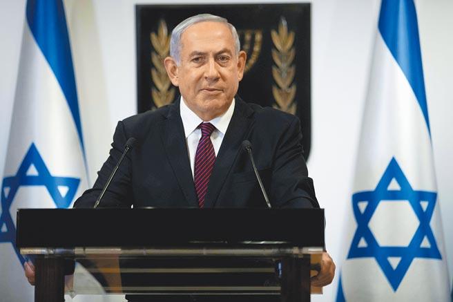 以色列8個在野黨於2日晚接近限期前一刻達成組閣協議,現任總理納坦雅胡仍有時間「挖牆腳」,一旦無功而返,他長達12年的執政生涯將畫上句點。(新華社)