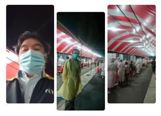 最強救援!王必勝領軍進駐京元電 憂心「比想像複雜」