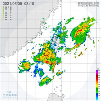 梅雨鋒徘徊 氣象專家:紓旱也應注意恐致災