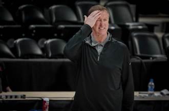 NBA》拓荒者主帥即將下台負責 奇德成接班熱門
