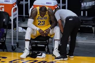 NBA》果然找藉口?名記爆料詹皇健康狀態僅8成5