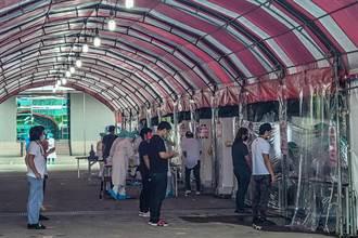 京元電群聚擴大 再增8人陽性 今廣篩近2400人