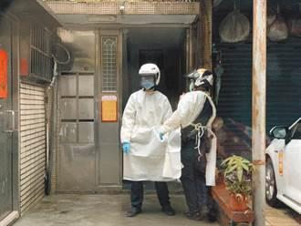 北投1家3口陳屍公寓核酸檢測出爐 全部確診