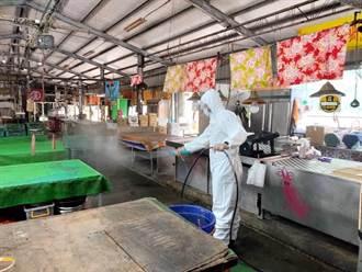 台南佳里市場女攤商確診找到疑似感染源 又是因北部親友南下