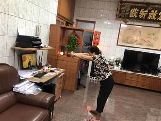 彰化關懷據點關閉宅在家 王惠美號召爺奶動起來