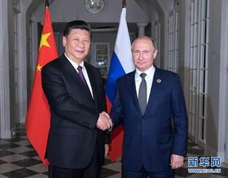 普丁:俄中年貿易額2024年將達2千億美元