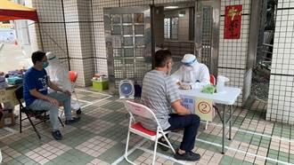 新北交大警察兒子爆染疫 21同仁急快篩PCR全陰性