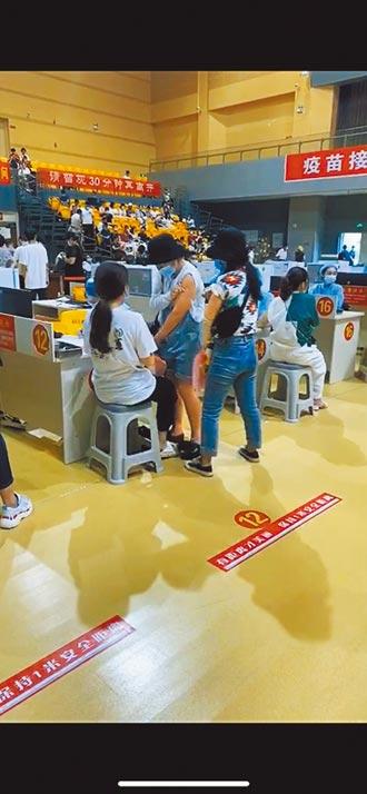 防疫兼接種 台南陸籍姊妹返鄉熱