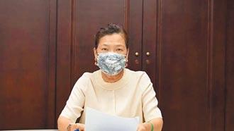 祕書確診 經長王美花遭隔離14天