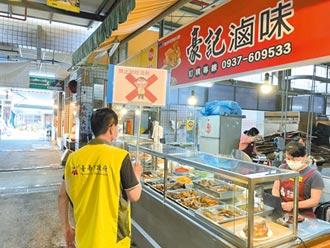 台南市場免收3個月租金 8000攤商受惠