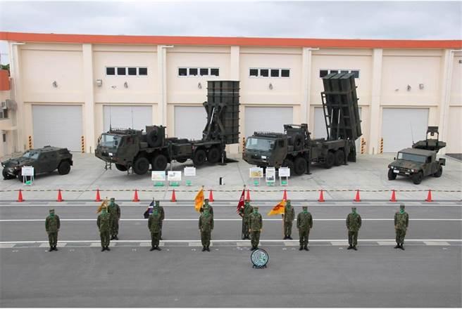 在專用彈藥庫完工後,宮古島自衛隊終於能在當地儲存彈藥。圖為該島陸自單位2020年擴編。(圖/陸上自衛隊臉書)
