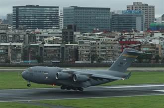 美國參議員訪問團抵達台北 吳釗燮親往接機
