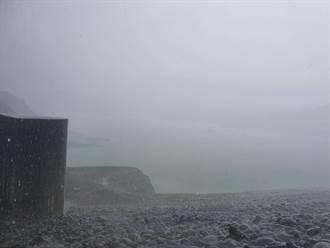 雨終於下對地方 台南3水庫水量回到億噸以上