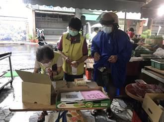 台南市政府總動員 盯緊傳統市場防破口