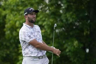 PGA》紀念高球賽領先者確診新冠退賽 賺不到高額獎金