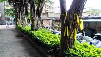 黃絲帶街頭飄揚 國民黨偕民眾發聲:我要疫苗