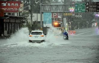 暴雨炸到何時?氣象局給答案 15縣市豪大雨特報