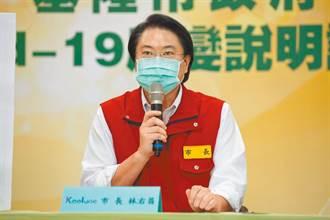 林右昌支持停課至暑假 直言警戒不可能降二級